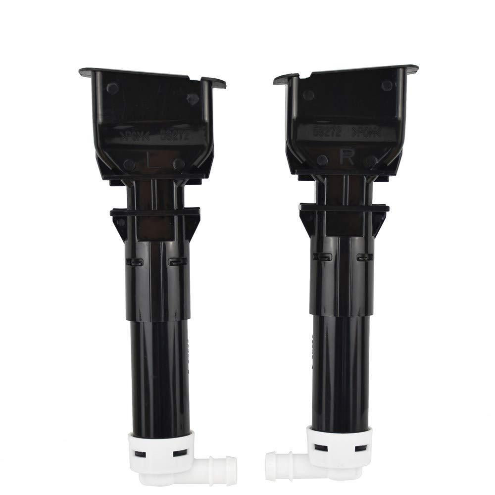 Headlight Washer Nozzle for Suzuki Grand Vitara 2012 by Malcayang