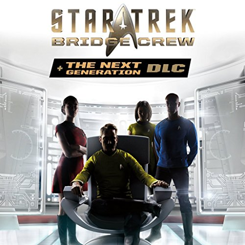 Star Trek: Bridge Crew The Next Generation Bundle - PS4 [Digital Code] by Ubisoft