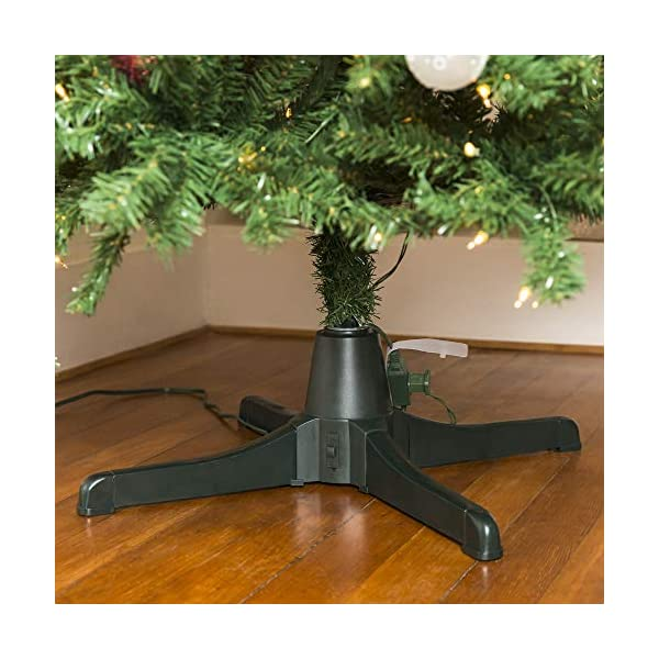 Best-Choice-Products-360-Degree-Rotating-Adjustable-Christmas-Tree-Stand-for-Up-to-75ft-Artificial-Tree-w-3-Settings-3-Built-in-Electrical-Outlets