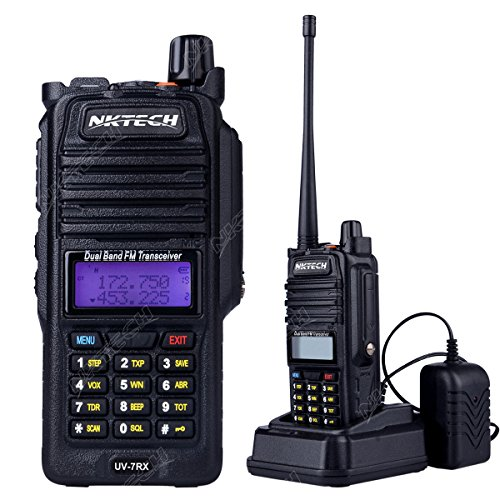 Uhf Portable Receiver Frequency Block - 9