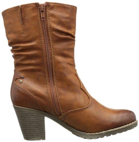 Rieker Damen 95360-24 Kurzschaft Stiefel, Braun (Cayenne   24), 41 EU   Amazon.de  Schuhe   Handtaschen fd64855d4a