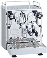 ECM 6988044 Barista Espressomaschine mit Wassertank, Edelstahl poliert