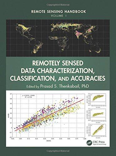 Remote Sensing Handbook - Three Volume Set: Remotely Sensed Data Characterization, Classification, and Accuracies (Volum