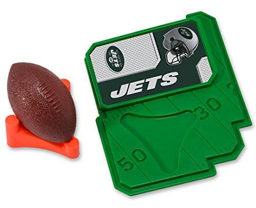 - CAKEMAKE NFL Football & Tee, Cake Topper, New York Jets