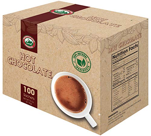 (Mountain High Foods All Natural Hot Chocolate Mix (Milk Chocolate, 100))