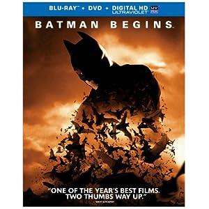Batman Begins [Blu-ray] (2008)
