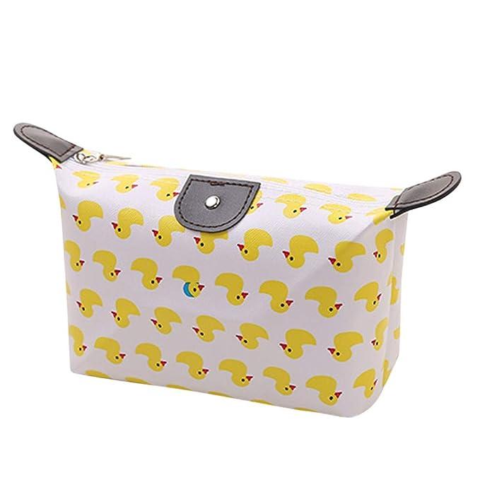 Toamen 1PC Mujer Viaje Maquillaje CosméTico Pouch Bag Bolso De Mano: Amazon.es: Ropa y accesorios