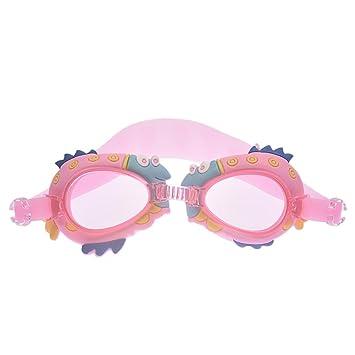 Óculos Natação Cor Rosa Peixinho Infantil Piscina Nadar Criança Liquidação  Promoção Barato Oferta Top 8493f51199