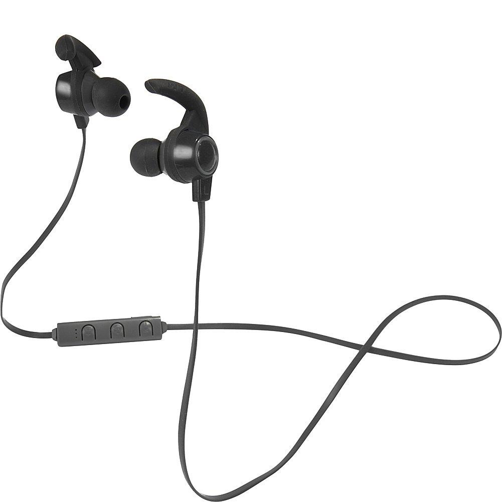 1 Voice Audiophile Wireless Bluetooth Earbud Headphones, Black