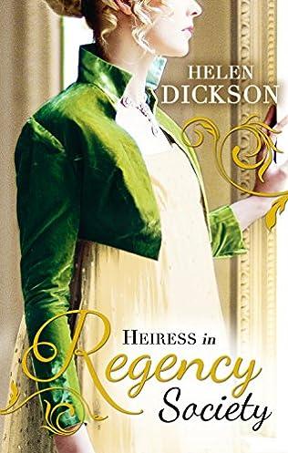 book cover of Heiress in Regency Society