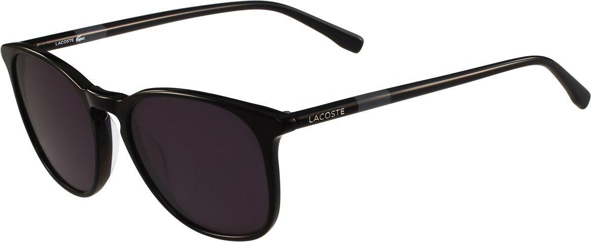 57f854020d41 Amazon.com  Sunglasses LACOSTE L813S 001 BLACK  Clothing