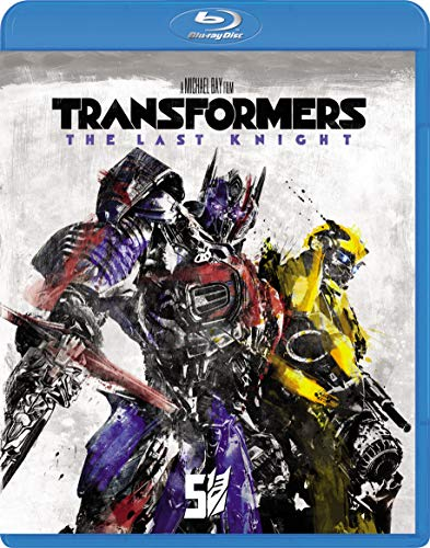 Transformers/Last Knight King [Blu-ray]