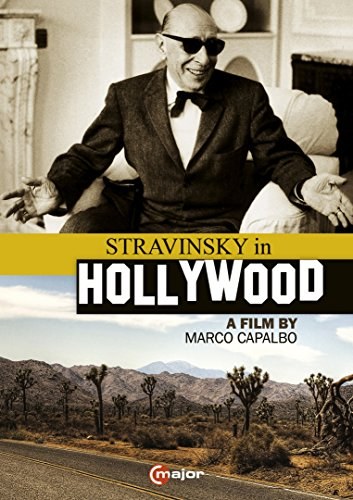 Stravinsky in Hollywood (Robert Stravinsky Craft)