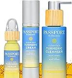 Clear Face Turmeric Cream Set