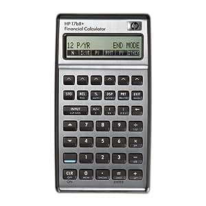 HP B17 - Calculadora financiera