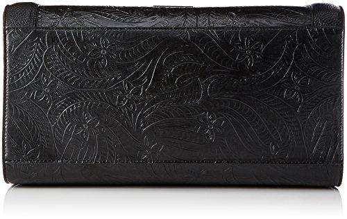 Bulaggi Jacir Handbag - cartella Donna, Schwarz, 23x18x34 cm (B x H T)
