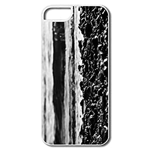 New Style Amazing Design Pebbles Beach IPhone 5/5s IPhone 5 5s Case For Birthday Gift