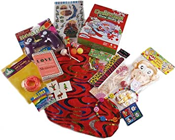 Older Girls Pre Filled Christmas Stocking Stuffed With 20 + Beauty ...