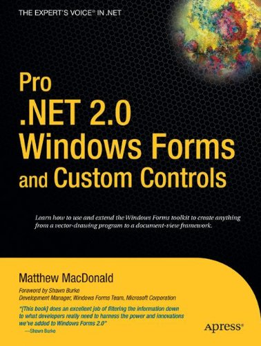Controls Forms (Pro .NET 2.0 Windows Forms and Custom Controls in C#)