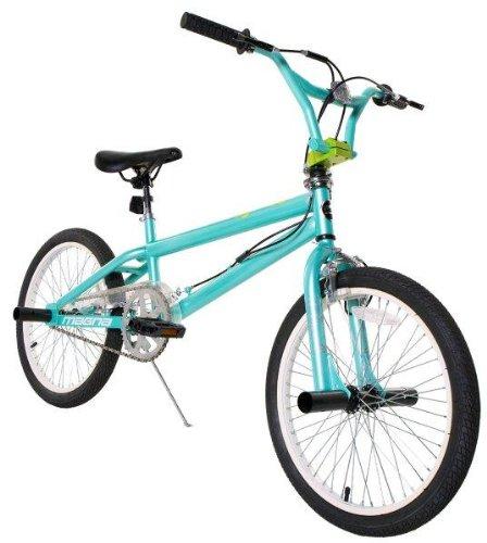 Dynacraft Girl's Outcast Magna Bike, Pearl Green, 20-Inch