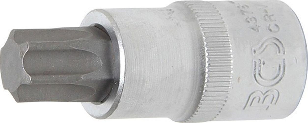 Bit-Einsatz f/ür Torx 12,5 mm   T-Profil 1//2 BGS 4378 T60