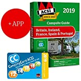 Campsite Guide + APP 2019 Britain, Ireland, France, Spain & Portugal