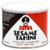 Joyva Tahini, 15-Ounce Packages (Pack of 6)