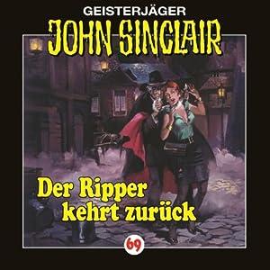 Der Ripper kehrt zurück (John Sinclair 69) Hörspiel
