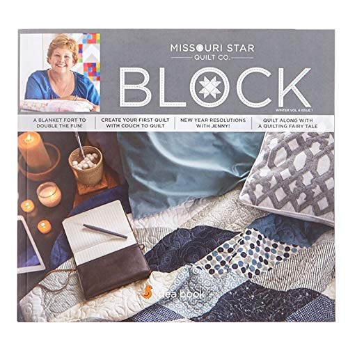Block Magazine Winter Volume 3 Issue 1