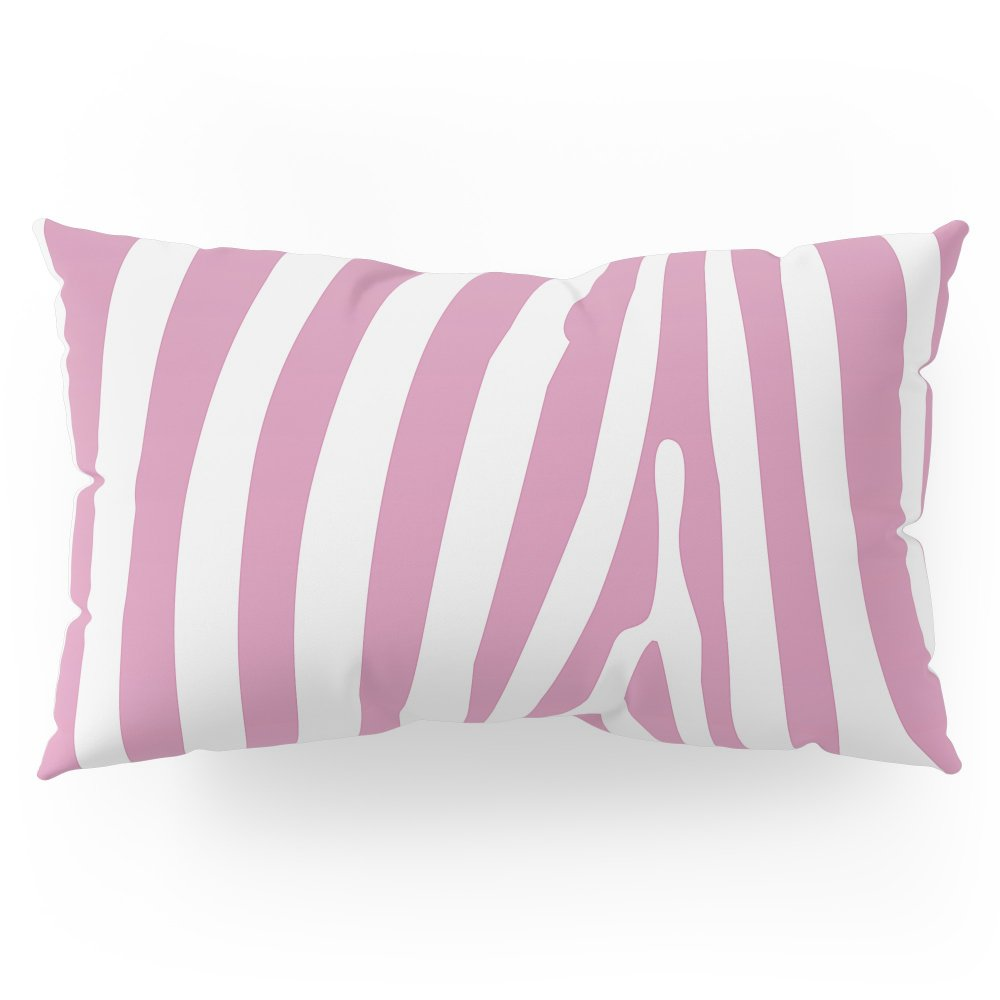 Society6 Wild Pink Love Pillow Sham King (20'' x 36'') Set of 2