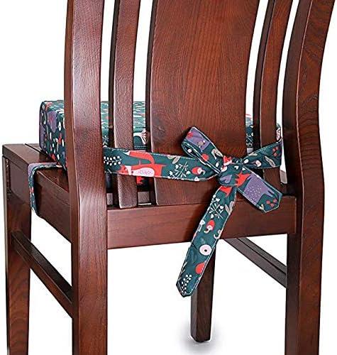 PQZATX Kids Chair Increasing Cushion Baby Toddler Kids Infant Portable Dismountable Highchair Booster Cushion Portable Seat Pad