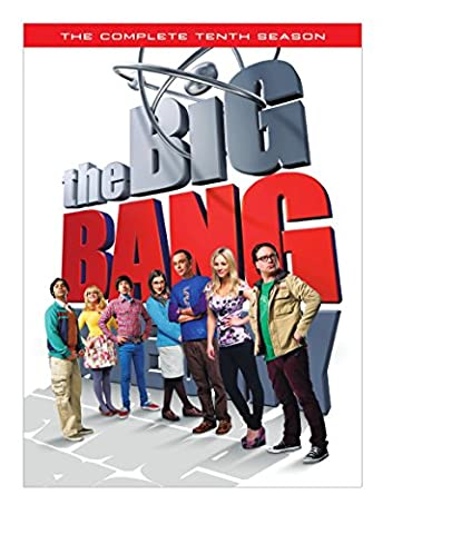 The Big Bang Theory: The Complete Tenth Season (DVDs & Videos)
