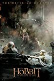 The Hobbit 3: The Battle Of Five Armies - Movie Poster / Print (Aftermath - Gandalf, Galadriel, Elrond & Saruman) (Size: 24