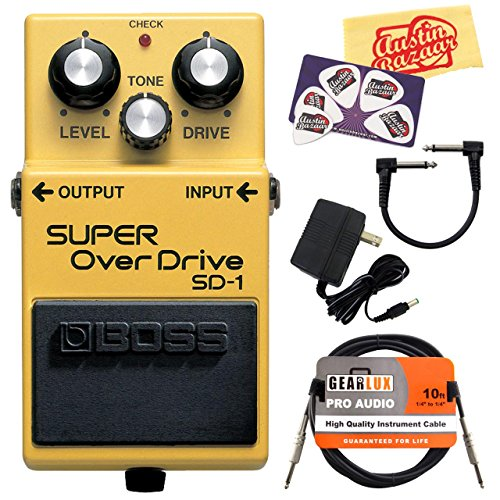 Overdrive Effects Adapter Instrument Polishing