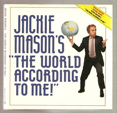 Jackie Mason's the World According to Me! (Jackie Mason The World According To Me)