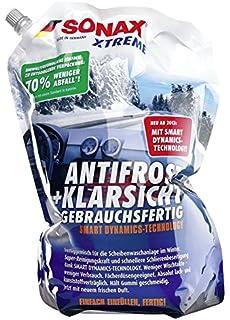 SONAX 03325050 - Anticongelante y líquido para Limpia Parabrisas (5 ...