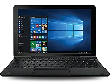 2017 RCA Cambio 2-in-1 Tablet PC, 10.1 Inch Touchschreen, Intel