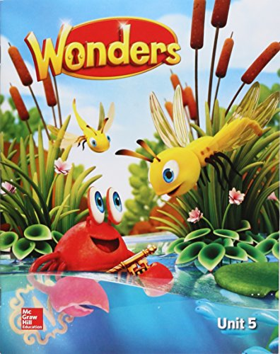 Wonders Reading/Writing Workshop, Volume 5, Grade K (ELEMENTARY CORE READING)