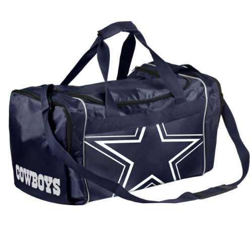 Forever Collectibles NFL Dallas Cowboys Core Duffle Bag