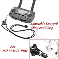 PGYTECH Remote Controller Clasp Length of the Lanyard is Adjustable Neck Sling for DJI MAVIC PRO