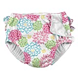 Ruffle Snap Reusable Absorbent Swimsuit