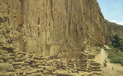 Bandelier National Monument, New Mexico Postcard ()
