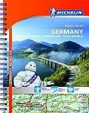 Michelin Germany, Benelux, Austria, Switzerland, Czech Republic: Road Atlas