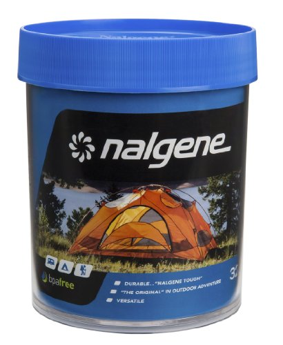 Nalgene Outdoor Storage Container, 32-Ounce, Clear ()