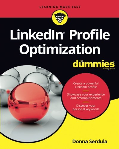 LinkedIn Profile Optimization FD (For Dummies (Career/Education))