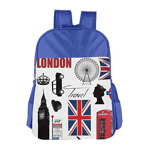 Toddler Kids Awesome London Big Ben Soldier School Backpack Fashion Style Children School Bag For 1-6 Years - Vancouver Eye Test