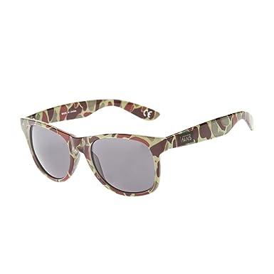 6d36fa5a80ff0 Vans Spicoli 4 Shades - Gafas de sol para hombre negro Classic camo  Talla talla única  Amazon.es  Ropa y accesorios