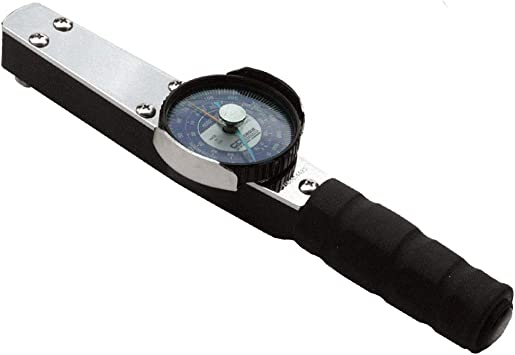 Torque Range 0 to 175 Feet Po CDI 1753LDFNSS 1//2-Inch Drive Memory Needle Dial Torque Wrench