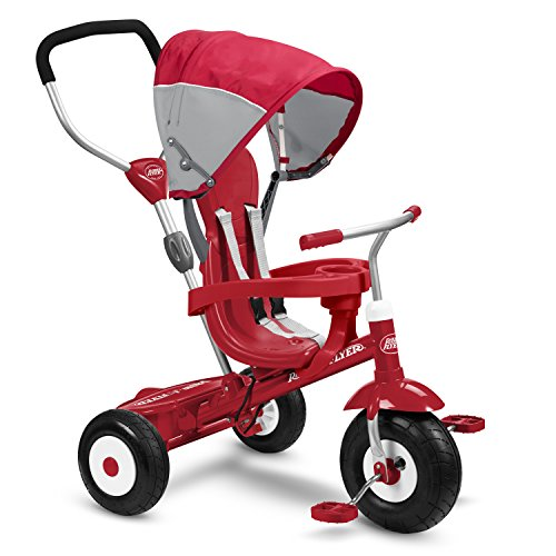 Price comparison product image Radio Flyer All-Terrain Stroll 'N Trike Ride On