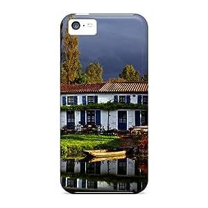 Unique Design Iphone 5c Durable Tpu Case Cover Nice Place